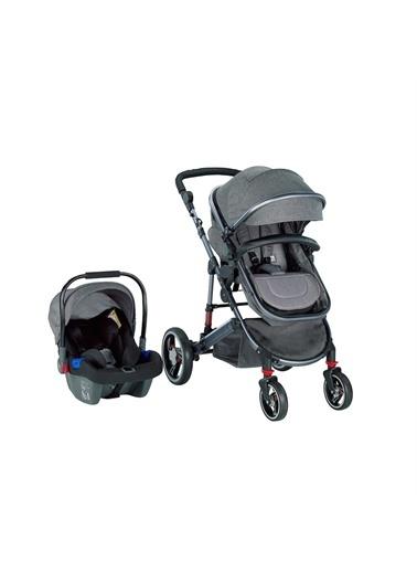 Baby2go 2039 Star Plus T S Travel Sistem Bebek Arabası Renkli